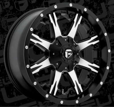 D541 - Nutz Tires